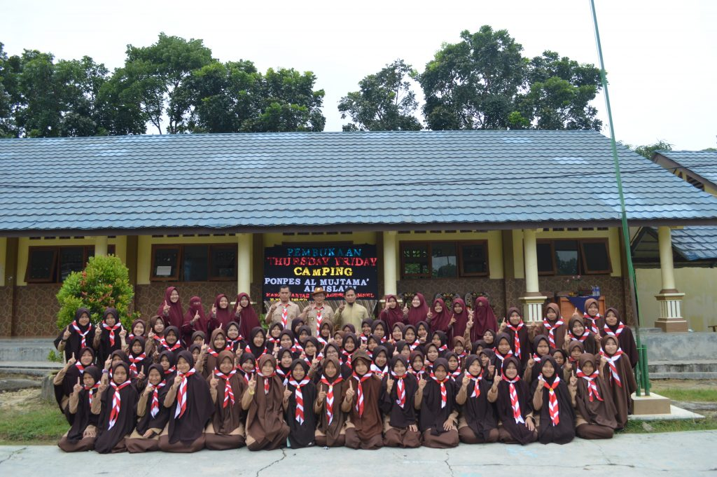 Ponpes Al Mujtama' Lampung